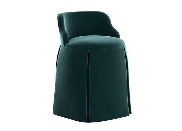 iris apfel vanity seat