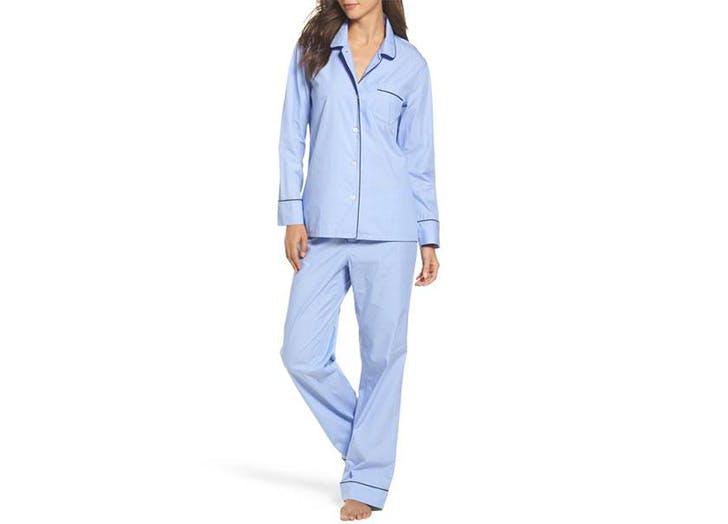 jcrew vintage pajamas