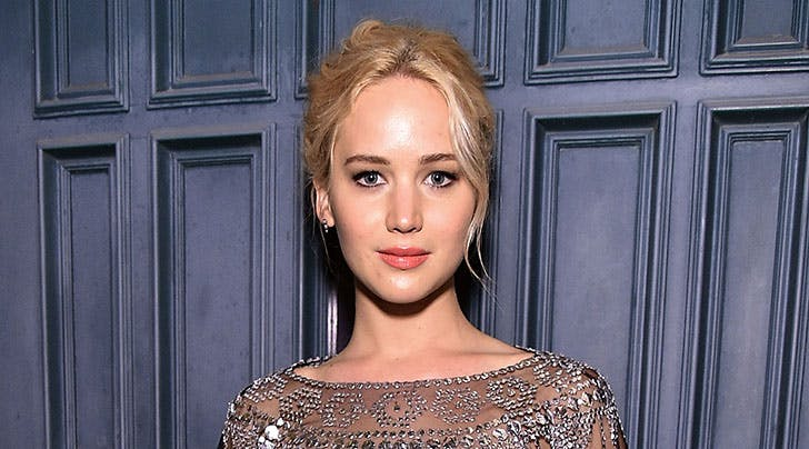 Wait, Jennifer Lawrence Wants to Have Dinner with...Who? Huh, That's a New One