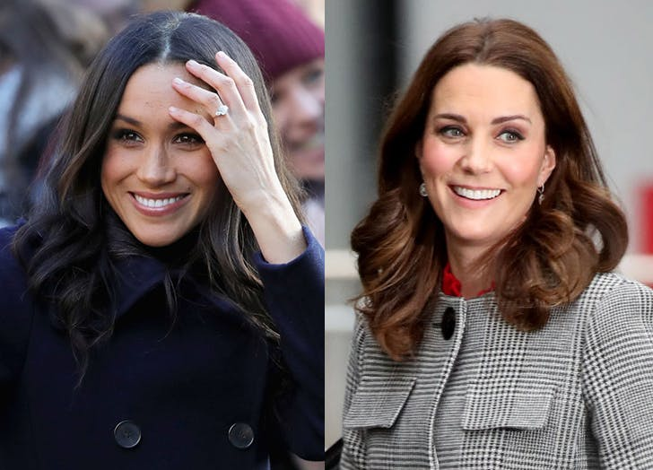 Will Kate Middleton Be a Bridesmaid at Meghan Markles Wedding? (Weve Got the Answer)