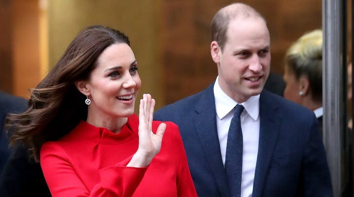 Pass the...ODouls? The Kensington Palace Staff Holiday Party Was Reportedly BYOB
