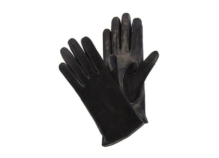 lanvin lamkbskin gloves