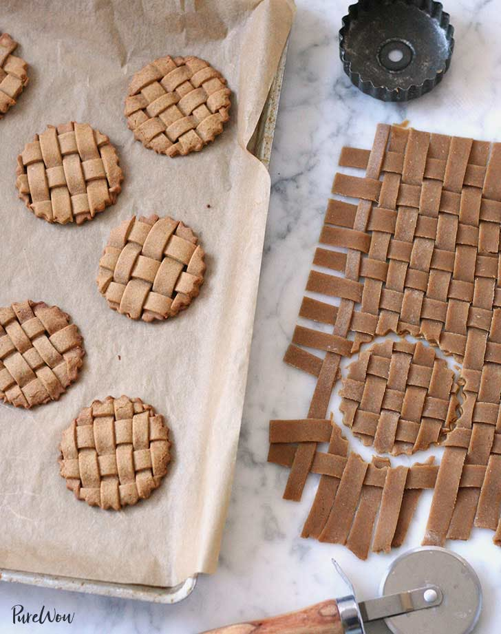 lattice gingerbread cookies 921
