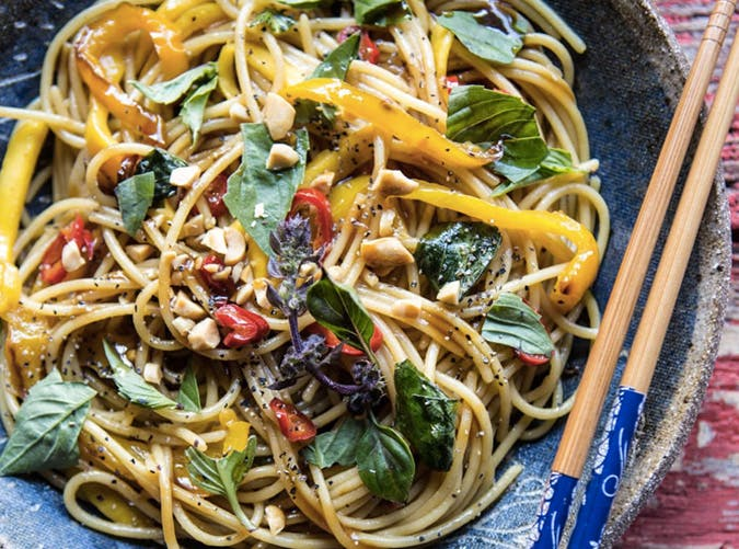 lazy dinners bangkok pasta