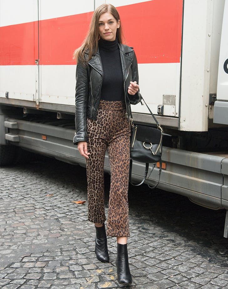 leopard print trends to try in 2018