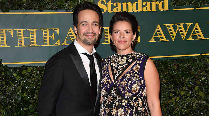 Lin-Manuel Miranda and Wife Vanessa Nadal Expecting Baby No. 2