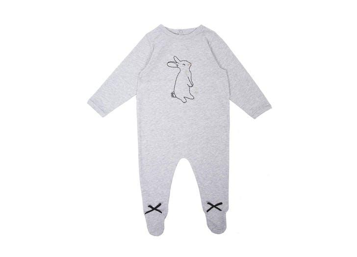little bunny cottontail pajamas