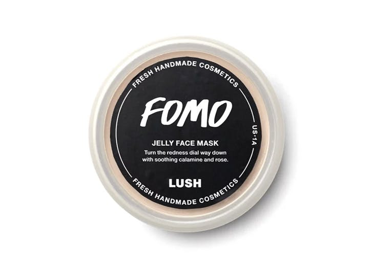lush fomo jelly mask