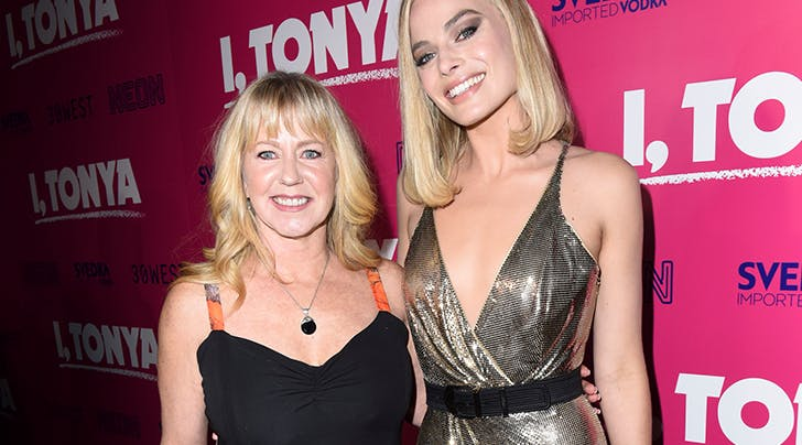 Margot Robbie Took the Greatest Date Ever to the Premiere of 'I, Tonya