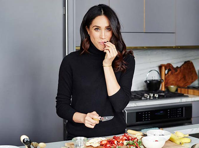 20 Recipes Meghan Markle Swears By (She's a Huge Foodie)