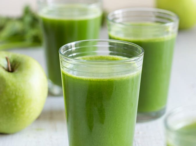 meghan markle green juice