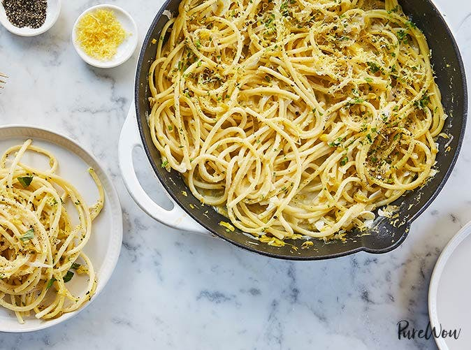 meghan markle one pot pasta limone