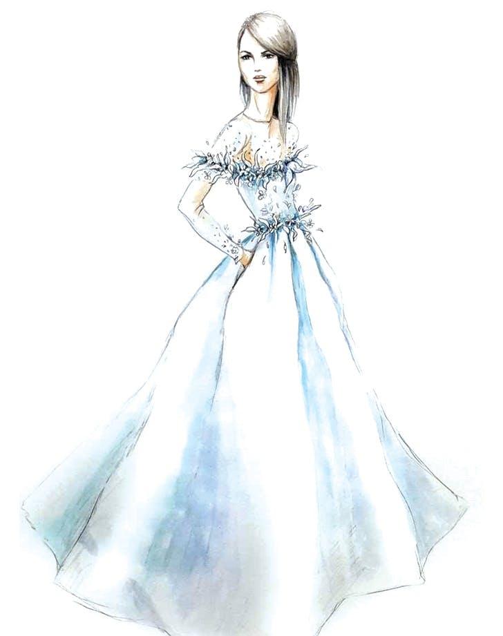 meghan markle wedding dress mira