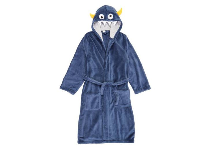 monster robe pajamas