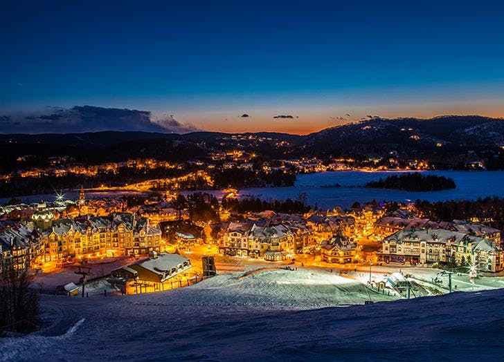 mont tremblant ski resorts NY