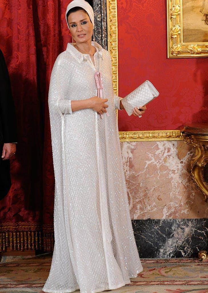 most stylish royals mozah