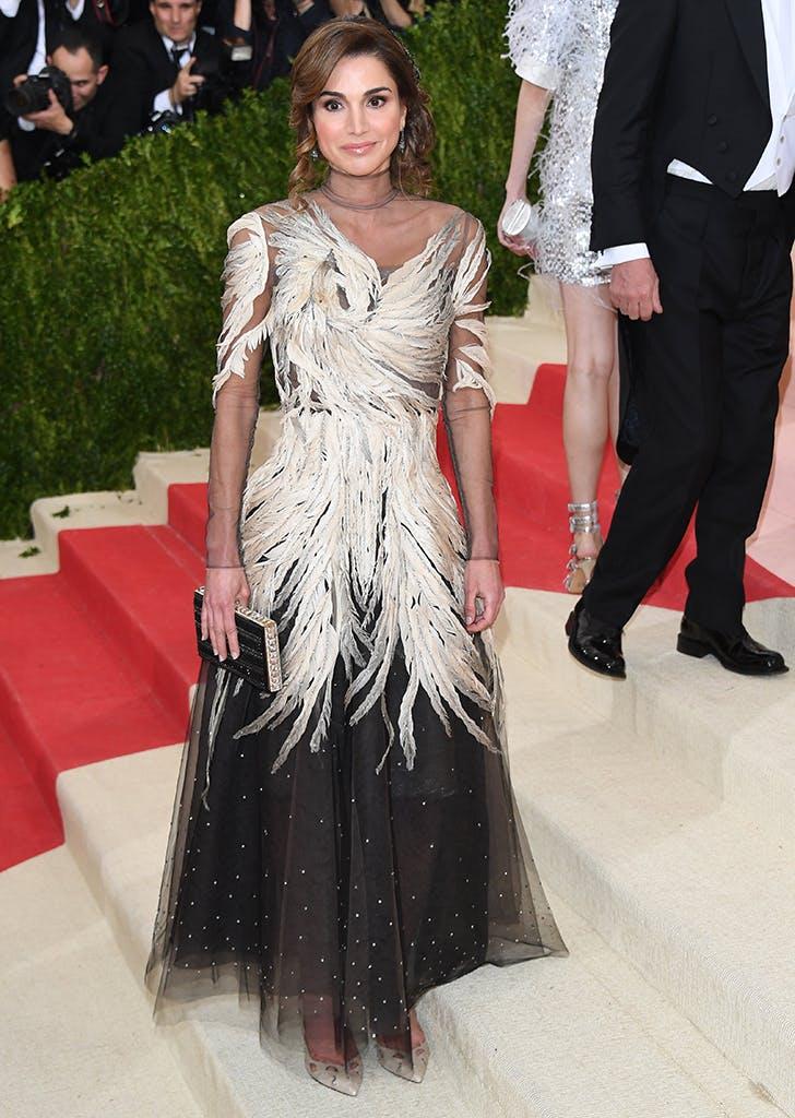 most stylish royals rania