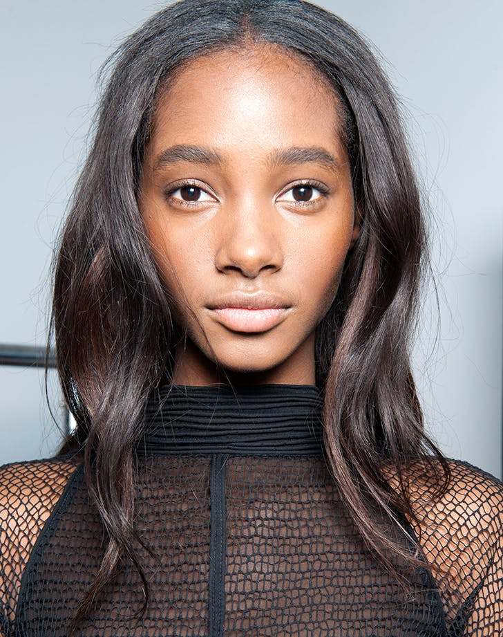 natural barely there makeup look beauty trends to try in 2018