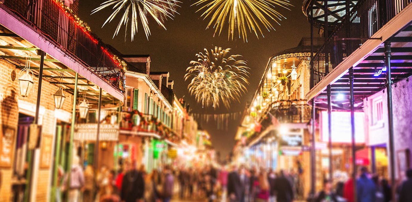 new orleans louisiana where to celebrate new year s eve in the us