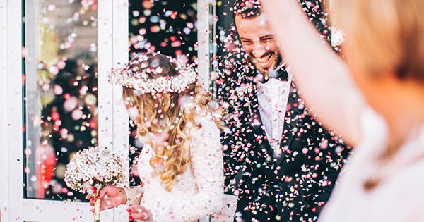 Pros and Cons of a New Year's Eve Wedding - PureWow