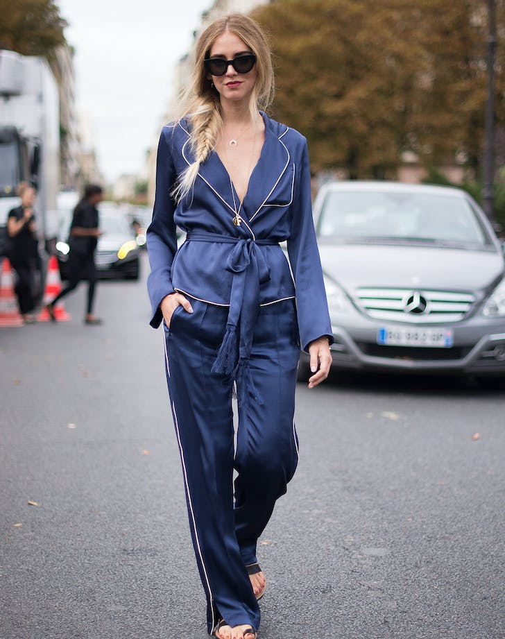 pajama dressing trend to try in 2018
