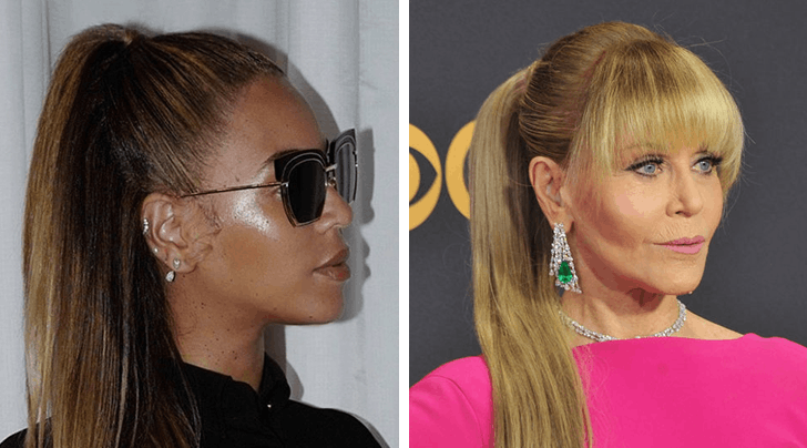 Praise Be: This Trendy Hairstyle Gives You a Mini Face-Lift