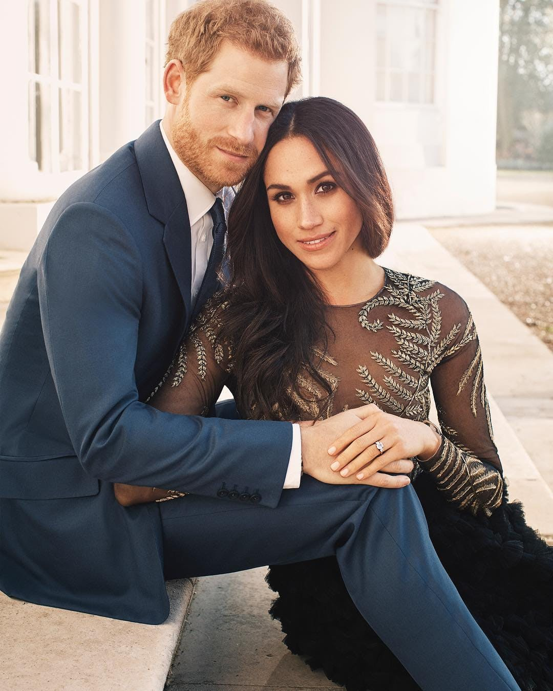 price harry meghan markle royal engagement photos 1