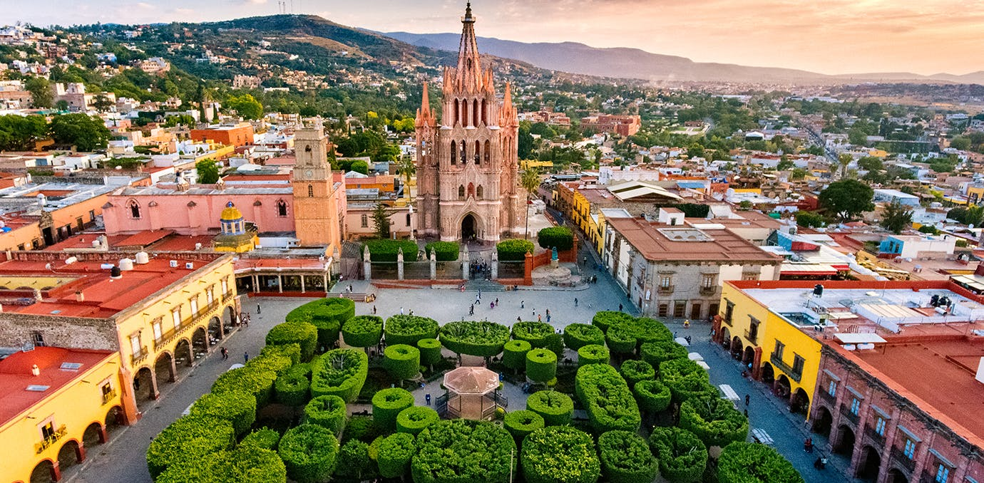 san miguel de allende mexico best places to travel to in january