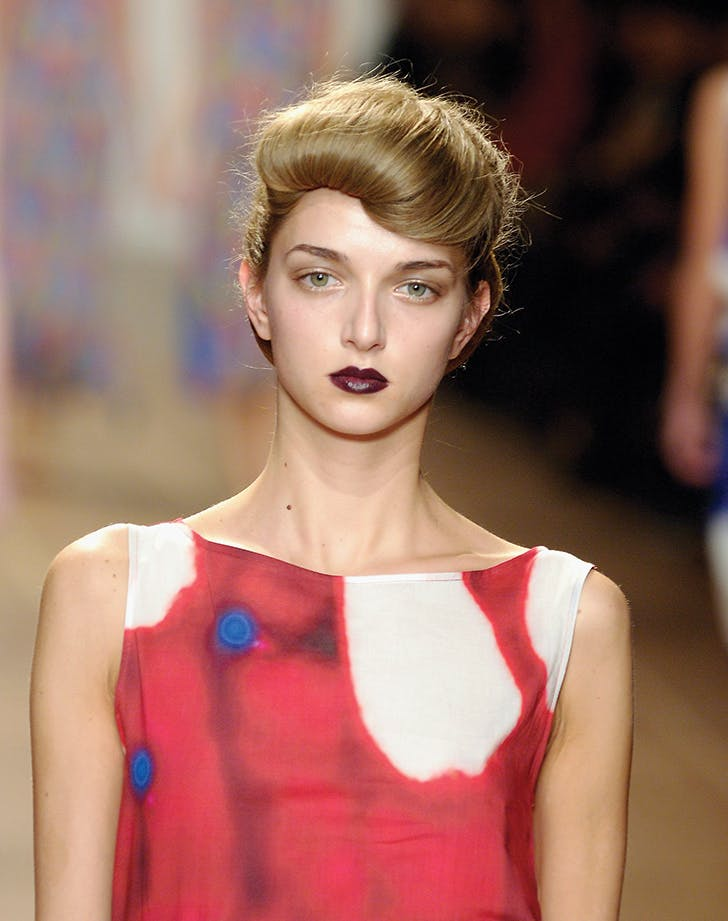 september beauty trend