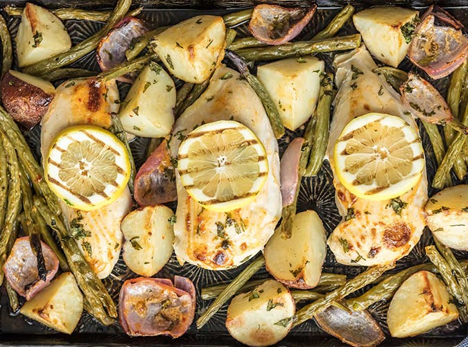sheet pan chili lime chicken 28
