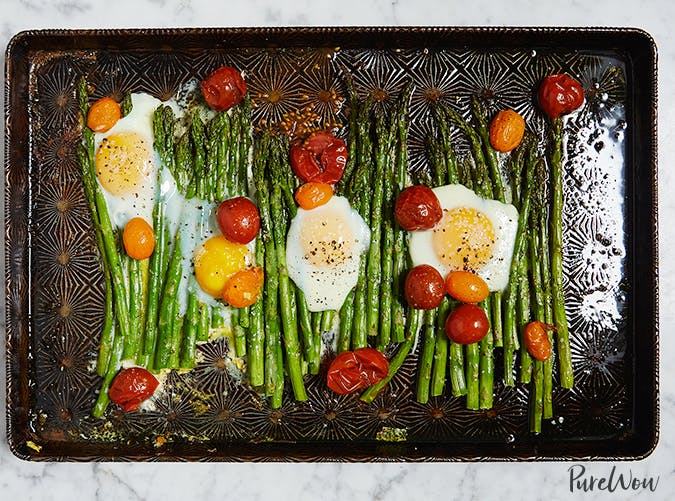 sheet pan eggs 3