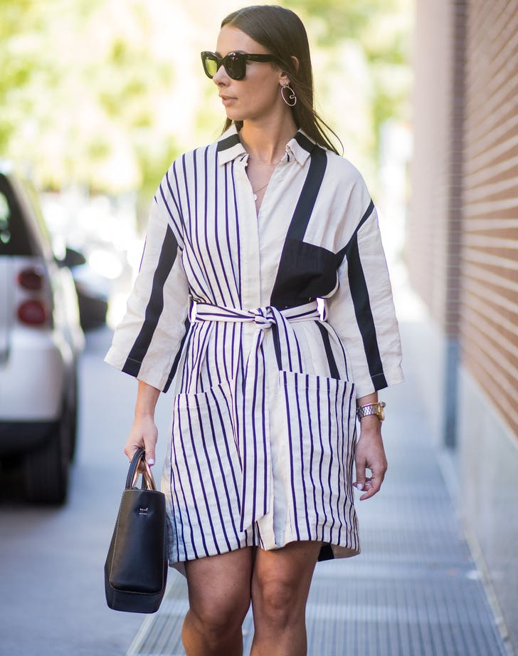 shirtdress trend to try in 2018