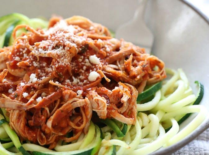 slow cooker italian pork ragu under 500 calories