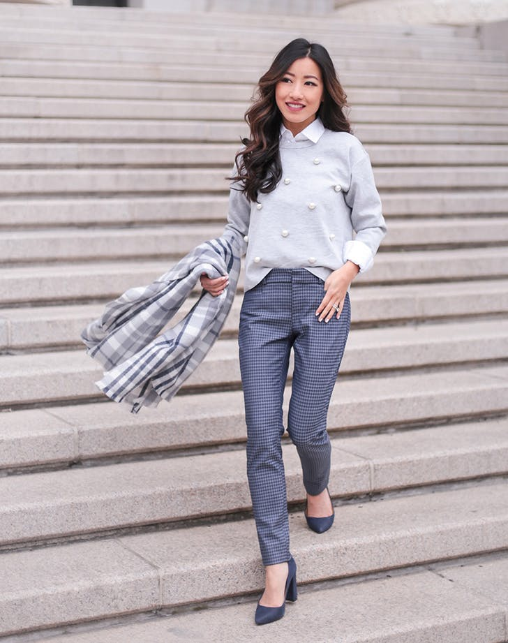 sweatshirt for work extra petite january winter outfit ideas