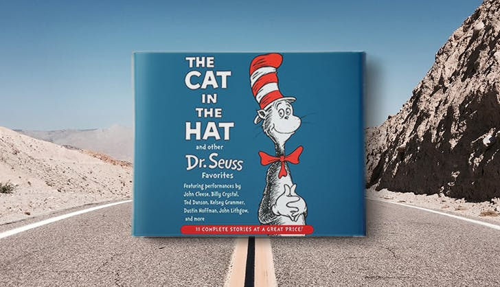 the cat in the hat audio book