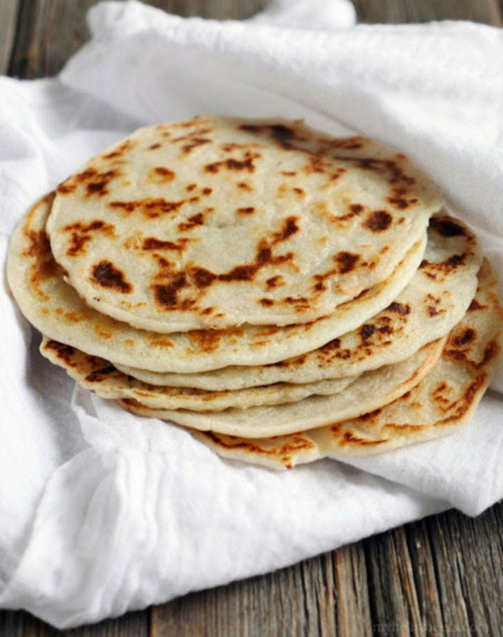 three ingredient paleo naan 921