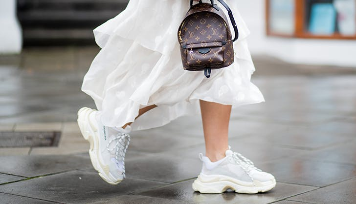 Top 5 Sneaker Trends for 2018