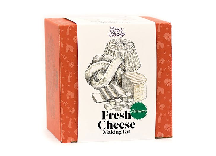 under 25 food gifts cheese kit