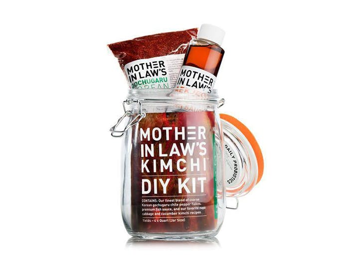 under 25 food gifts kimchi