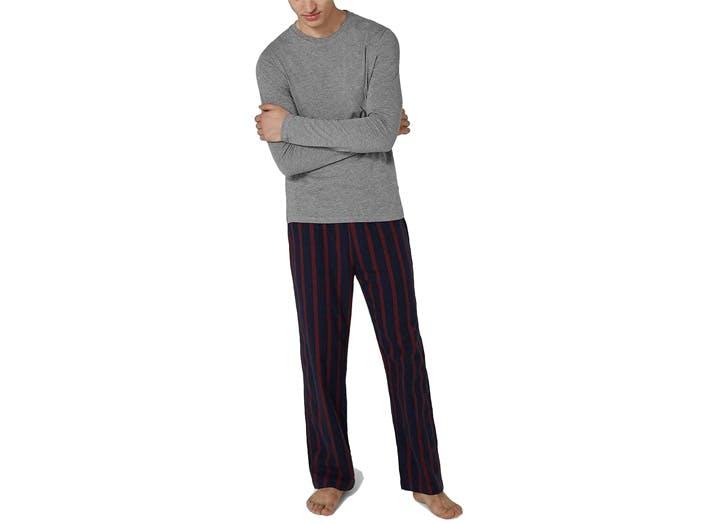 understated cool pajamas