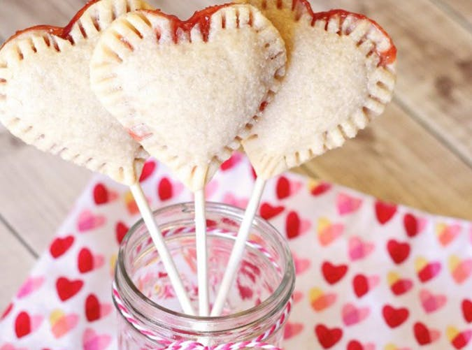 vegan heart pie pop 19