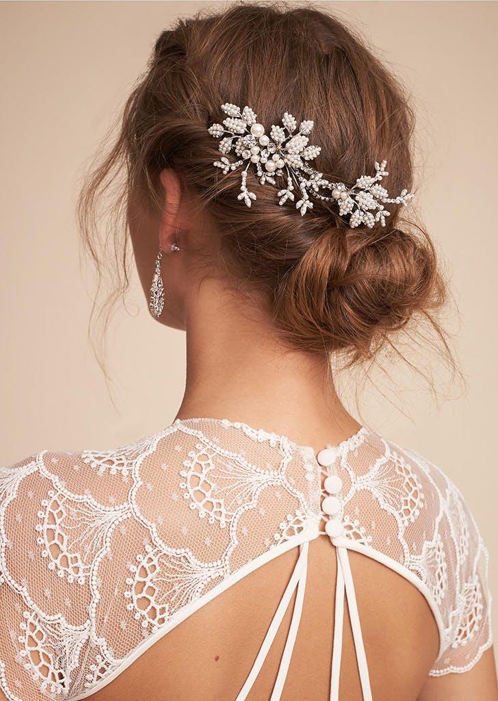 wedding hair accessories bhldn