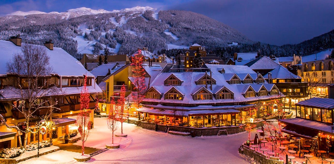 whistler british columbia canada best ski resorts in the world