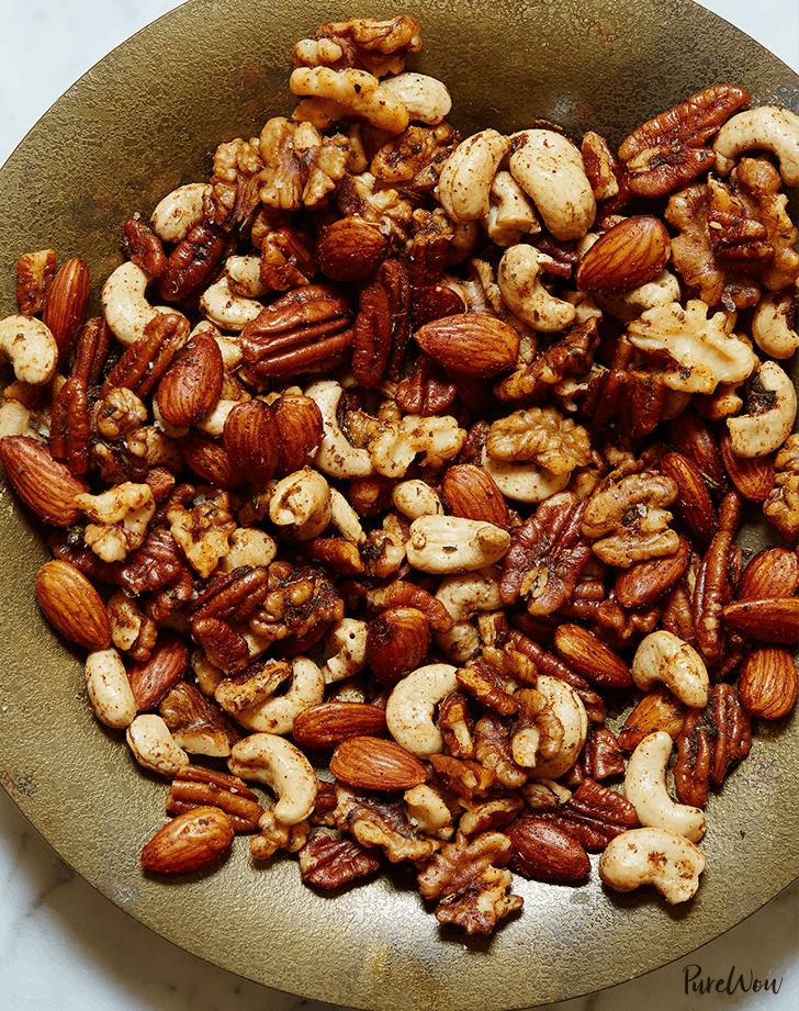 winter blues food walnuts
