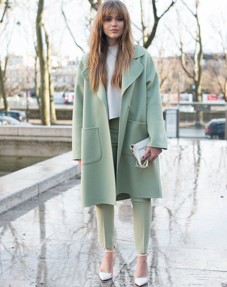 winter pastels january winter outfit ideas