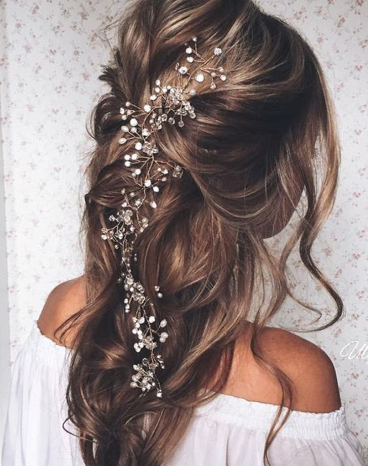 winter wedding hair ideas