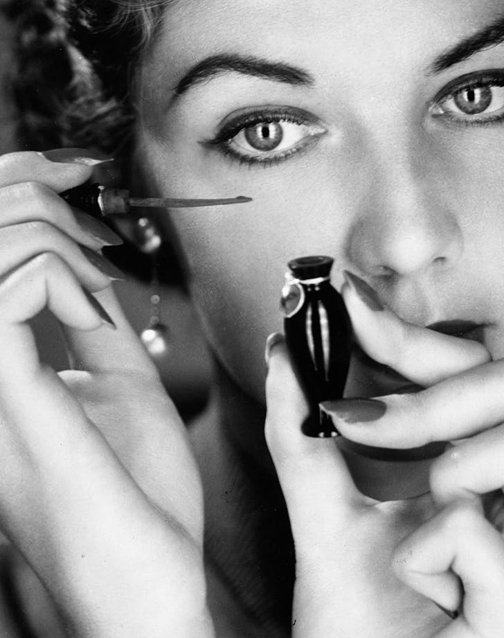 1950s Eyeliner