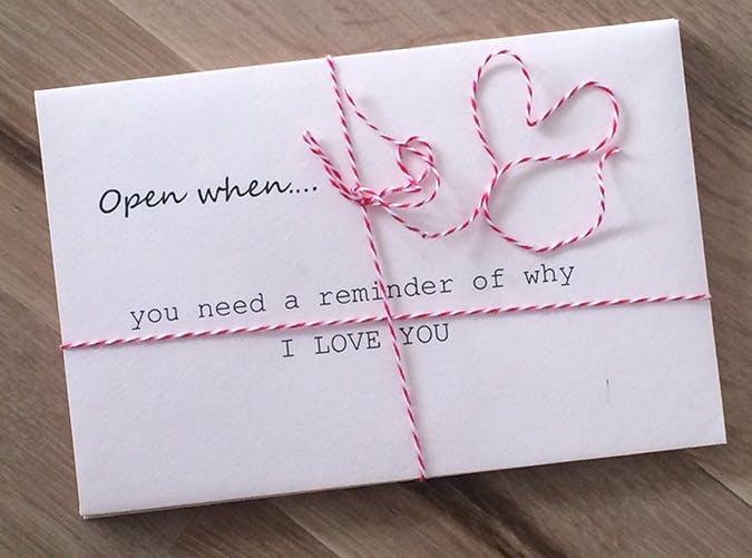 28 love letter
