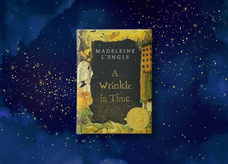 A Wrinkle in Time by Madeleine L Engle bedtime story