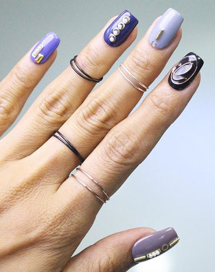 The Differences Between 5 Types of Manicures - PureWow